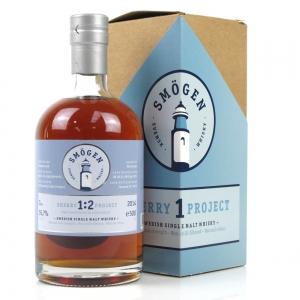 Smögen Swedish Whisky / Sherry 1:1 Project