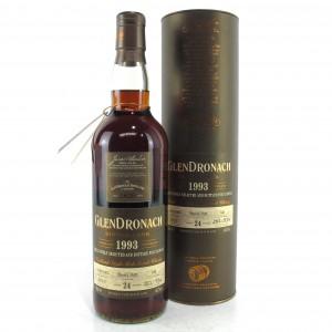 Glendronach 1993 Single Cask 24 Year Old #648 / Taiwan Exclusive