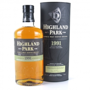 Highland Park 1991 / Travel Retail Exclusive