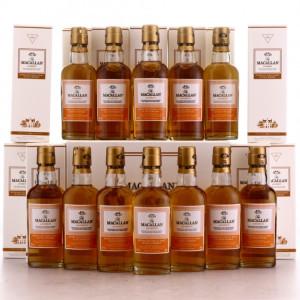 Macallan Amber Miniatures x 12