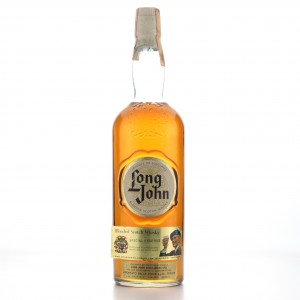 Long John Special Reserve 1960s