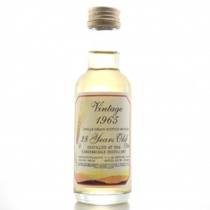 Carsebridge 1965 Signatory Vintage 28 Year Old Miniature 5cl