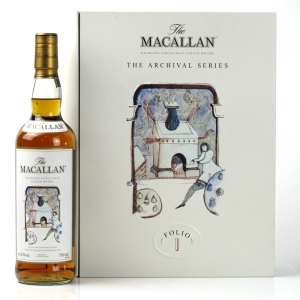 *OVERSIZE PHOTOS Macallan Archival Series Folio 1
