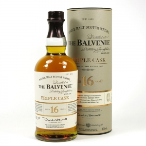 Balvenie Triple Cask 16 Year Old Front