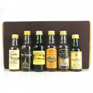 Harrods Miniatures Selection Scotch Whisky 6 x 5cl