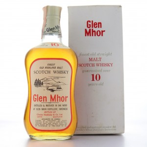 Glen Mhor 10 Year Old 1970s / Moccia Import