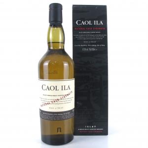 Caol Ila Natural Cask Strength / 61.6%