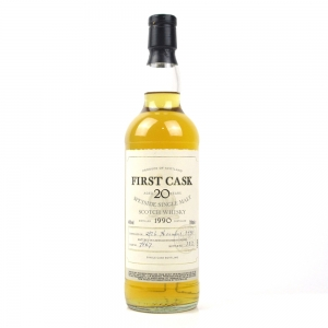 Glen Elgin 1990 First Cask 20 Year Old
