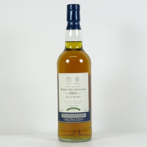 Glenlivet 1971 Berry Brothers and Rudd Front