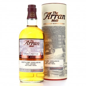 Arran 2007 Rum Cask Finish
