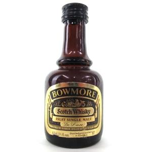 Bowmore De Luxe Miniature 1970s