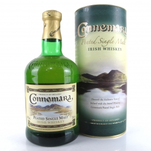 Connemara Peated Irish Whiskey / Cooley