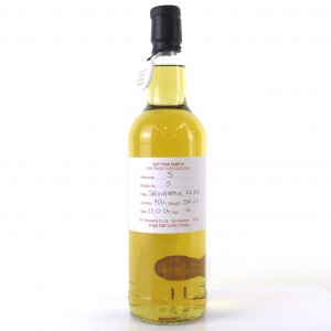 Springbank 2004 Duty Paid Sample 14 Year Old / Refill Rum Barrel