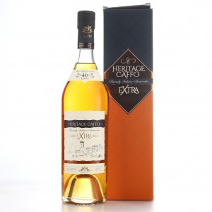 Heritage Caffo 1970 Brandy 46 Year Old