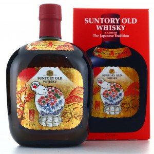 Suntory Old Whisky / Year of the Rat