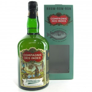 Compagnie Des Indes 5 Year Old Jamaica Rum