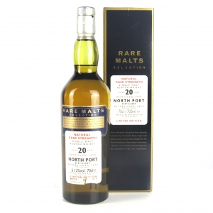 North Port 1979 Rare Malt 20 Year Old / 61.2%