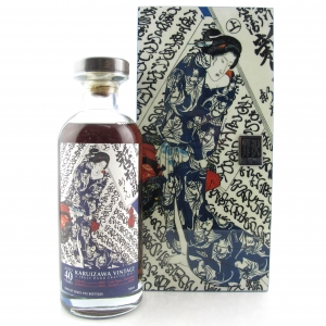 Karuizawa 1974 Single Cask 40 Year Old #4560 / Blue Geisha