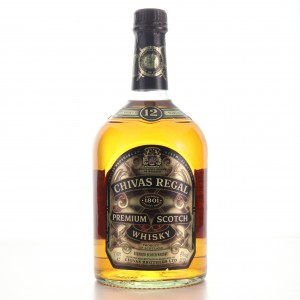 Chivas Regal 12 Year Old 1 Litre