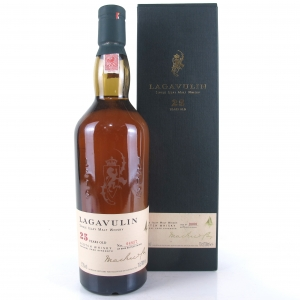 Lagavulin 25 Year Old / 2002 Release