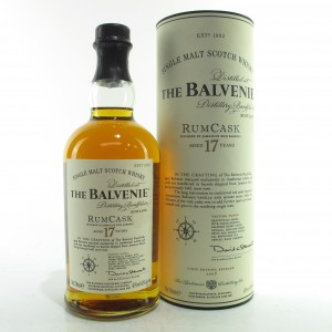 Balvenie 17 Year Old Rum Cask / First Edition