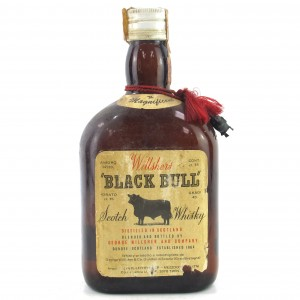 Willsher's Black Bull Scotch Whisky 1960s