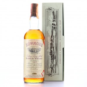 Bowmore 1965 Sherry Casks Full Strength / Soffiantino Import
