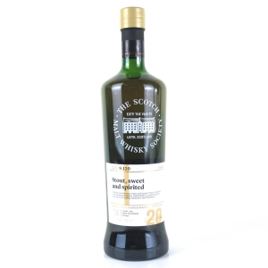 Glen Grant 1996 SMWS 20 Year Old 9.120