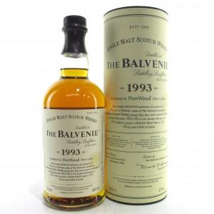 Balvenie 1993 Port Wood