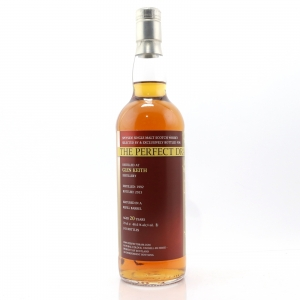 Glen Keith 1992 Whisky Agency 20 Year Old / The Perfect Dram