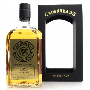 Ledaig 1997 Cadenhead's 20 Year Old