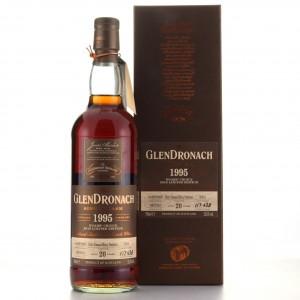 Glendronach 1995 Single PX Cask 20 Year Old #3033 / Noahs' Choice