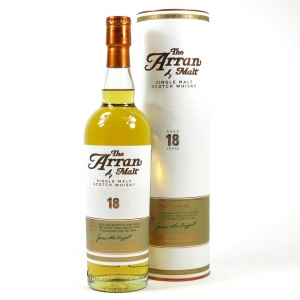 Arran 18 Year Old Front