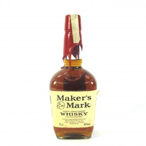 Maker's Mark Kentucky Straight Bourbon 1990s