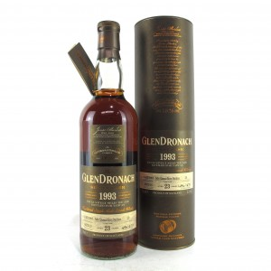 Glendronach 1993 Single Cask 23 Year Old #29 / Taiwan Exclusive