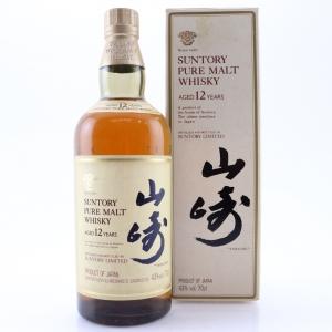 Yamazaki Suntory Pure Malt 12 Year Old 1990s