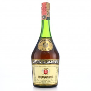 Gaston de Lagrange 3 Star Cognac 1970s