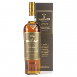 Macallan Edition No.1 75cl / US Import