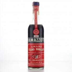 Ramazzotti Felsina Amaro 1960s