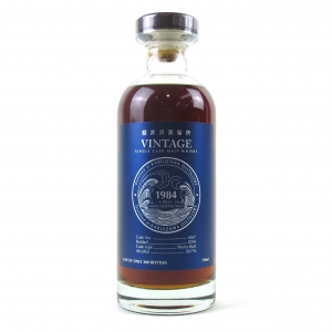 Karuizawa 1984 Single Cask #3657 / Waves Label