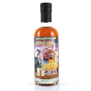 Williamson That Boutique-y Whisky Company 6 Year Old Batch #1 / Laphroaig