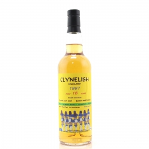 Clynelish 1997 Whisky Agency 16 Year Old