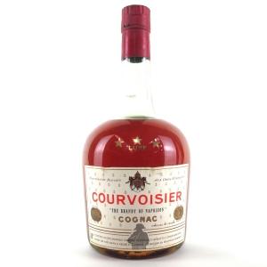 Courvoisier Three Star Cognac 1960s