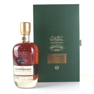 Glendronach 1991 Kingsman Edition 25 Year Old