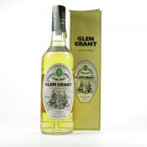 Glen Grant 1982 5 Year Old