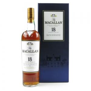 Macallan 18 Year Old 1995