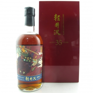 Karuizawa 1981 Single Cask 35 Year Old #226 / Battle of Kawanakajima