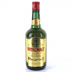 Hedges & Butler Royal Malt 1980s