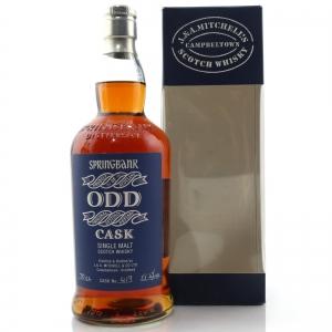 Springbank 1999 ODD Cask #419 / Red Wine - Signed by Frank McHardy