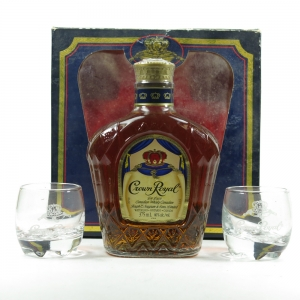 Crown Royal Canadian Whisky Gift Set